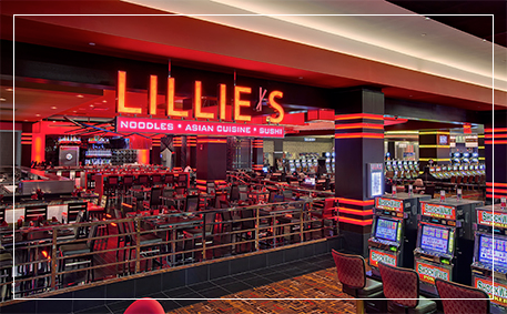 Lillie's Asian Cuisine in Atlantic City, New Jersey